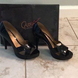 Carlos Santana Platform Heel